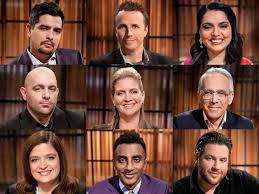 The Judges of Chopped Image from Food Network