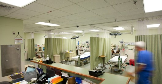 This may look like a normal room, but it is actually the cutting edge of treatment.
