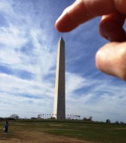 WitLoveKath - Selfies - Washington Monument